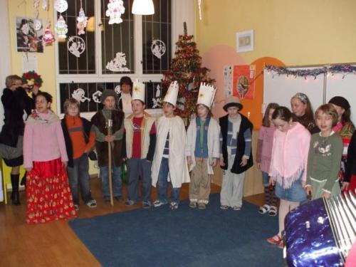 Vianočná besiedka, 20.12.2007
