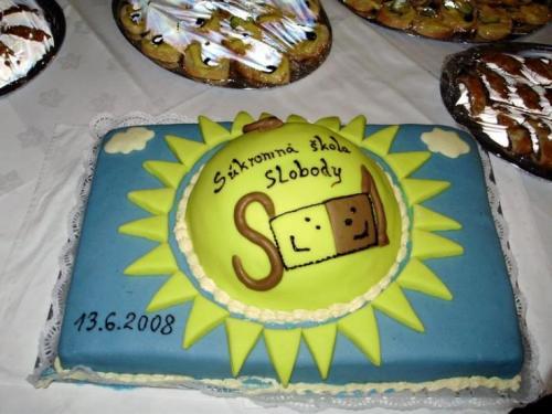Slávnostný event k 5. výročiu školy, 13.6.2008