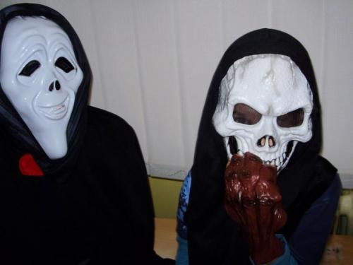 Halloween party, 29.10.2008