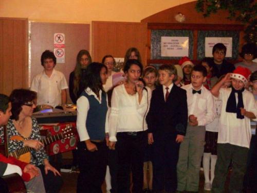 Vianočná besiedka, 17.12.2008