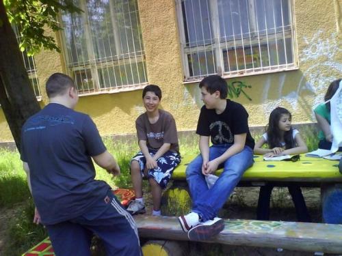 Momentky z našej školy - 2008