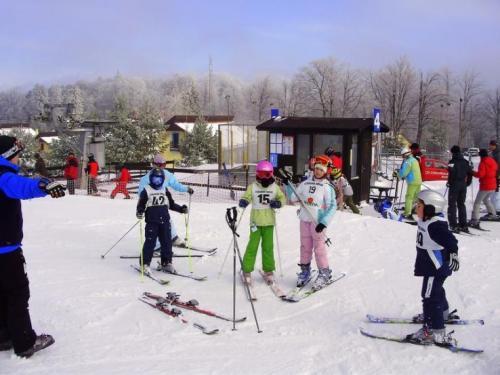 Lyžiarsky výcvik, 9. - 13.2.2009