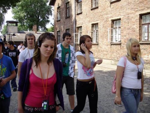 Výlet do Poľska (Osvienčim, Krakow), 25. - 26.5.2009