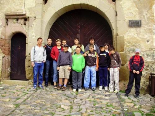 Škola v prírode v Banskej Štiavnici, 15. - 20.6. 2009