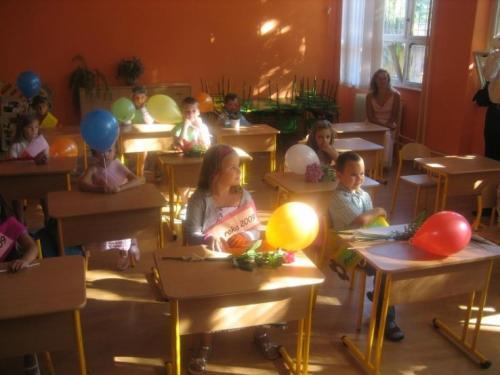 1. deň v škole, 2.9.2009