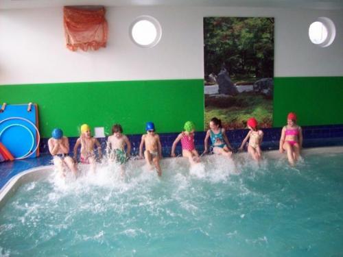 Relaxačná telesná výchová 2.A, február 2010