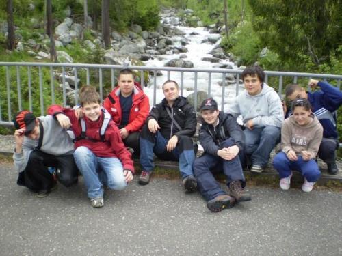 7.A v Tatrach, 28.5. - 30.5.2010