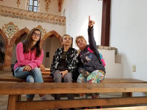 Školský výlet - Červený kláštor