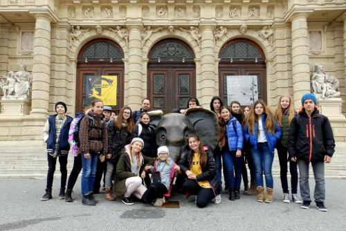 Exkurzia do Viedne a Bratislavy