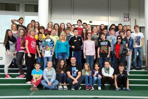 Výcvik rovesníckej skupiny - 1. sústredenie, 24.- 26.10.2013