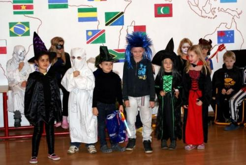 Halloweenska diskotéka, 29.10.2014