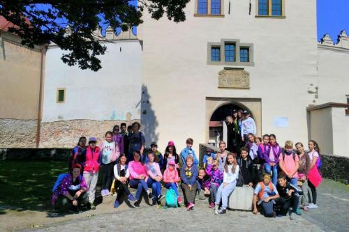 Mestský hrad v Kežmarku - školský výlet