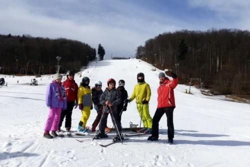 Triedna lyžovačka 6.A, 3.3.2015