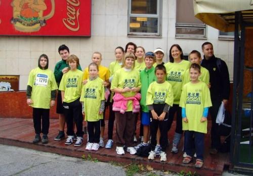 Minimaratón, 7.10.2012