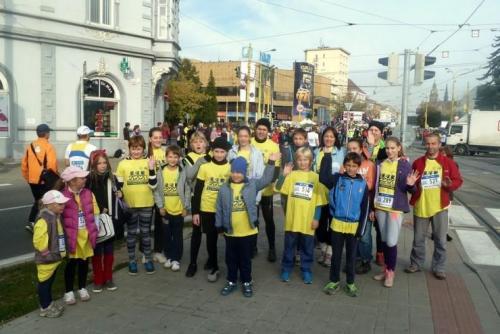 Medzinárodný maratón mieru, 6.10.2013