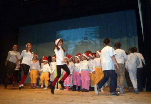 Vianočná besiedka - Skutočné čaro Vianoc, 19.12.2012