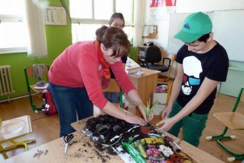 Svet práce - environmentálna výchova