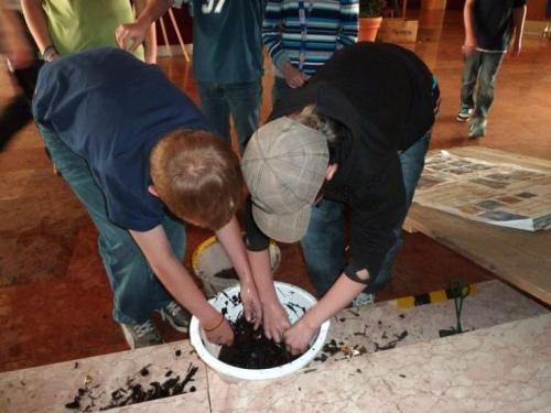 Envirofilm - náučný program o odpadoch, 18.5.2012
