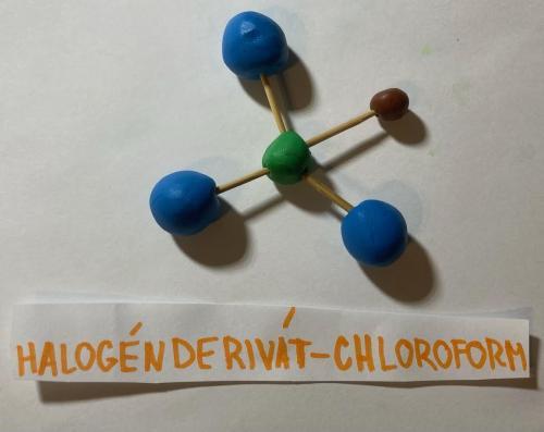 halogénderivát - chloroform