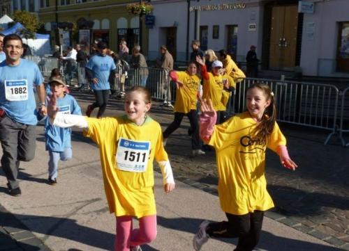 Medzinárodný maratón mieru, 3.10.2010